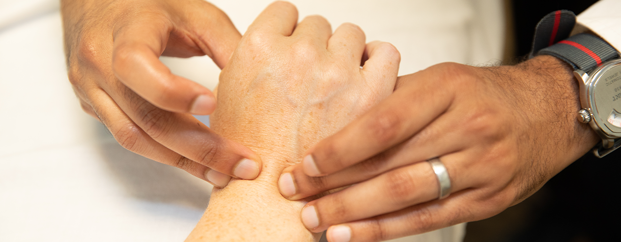 Elbow Wrist and Hand Pain Relief Portland, MI