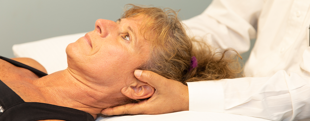 Vestibular Therapy Portland, MI